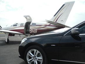 Location d'avion privé à Aix en provence
